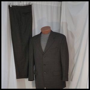 Chaps Suit Jacket 42R Pants 38 x 29